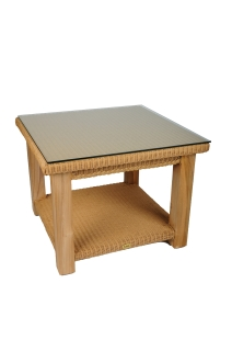 lloyd loom tafel naturel