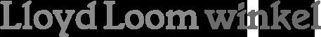 Logo Lloyd loom winkel