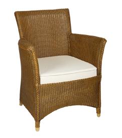 Lloyd loom stoel 5060