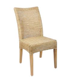 Mixed Loom stoel Cambridge naturel