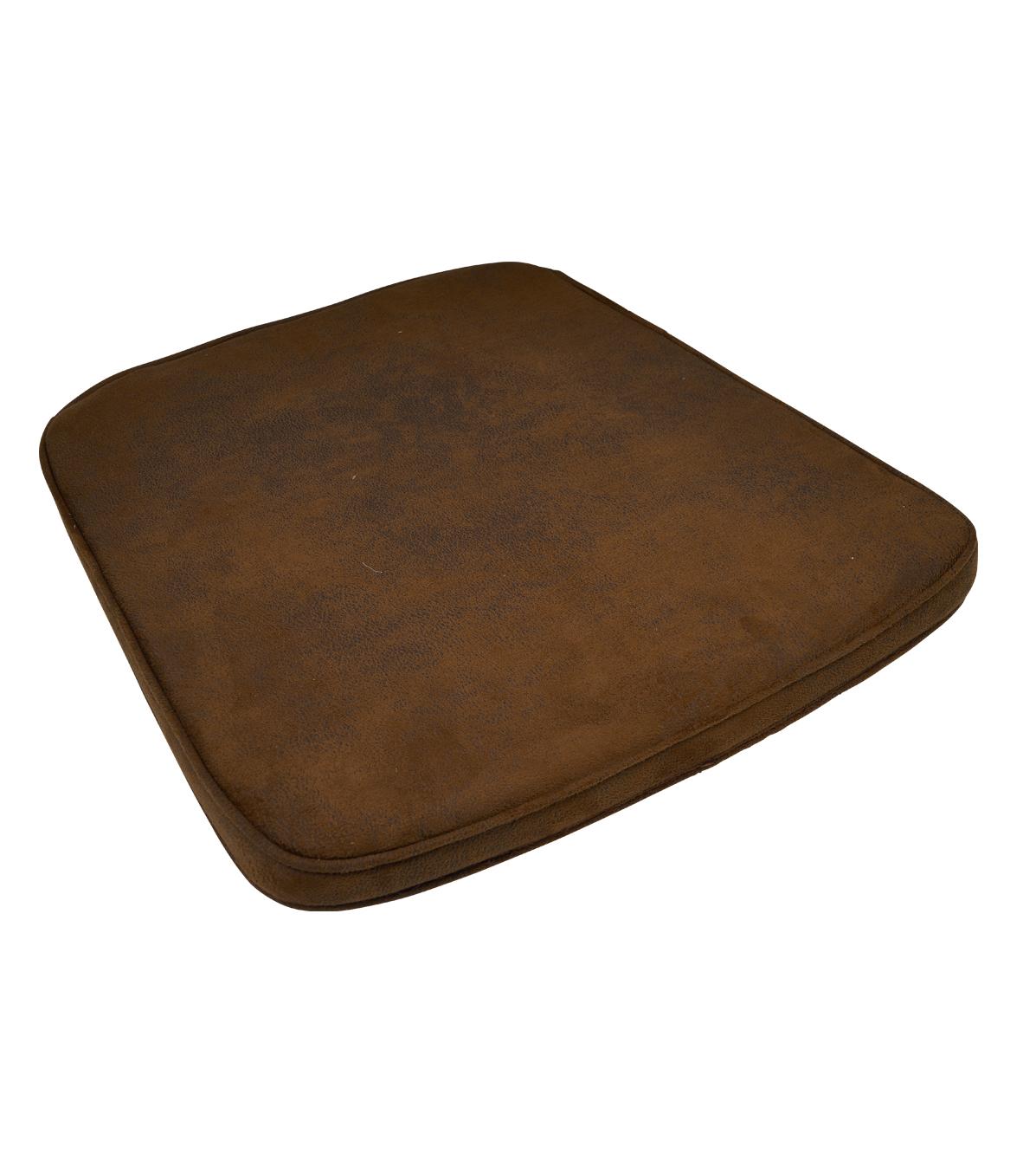 Kussen 3504 bruin saddle