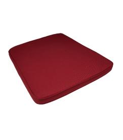 kussen rood voor Lloyd loom stoel 3504