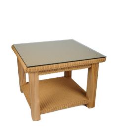 Lloyd loom tafel Celine naturel