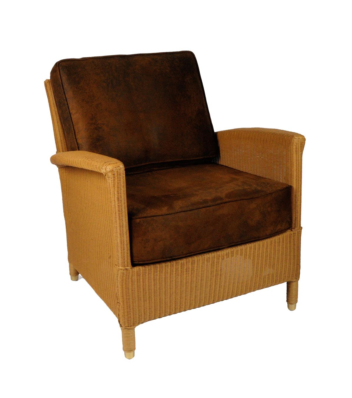 Lloyd loom fauteuil Triësta Naturel