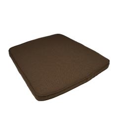 kussen Lloyd loom stoel 3504 bruin