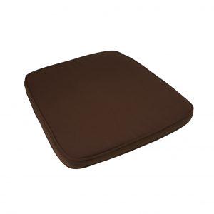 kussen 3504 bruin voor stoel 3504